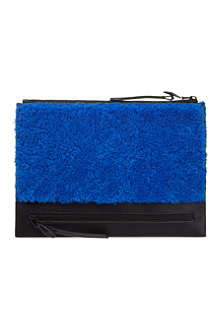 OPENING CEREMONY Lyo multi-zip pouch