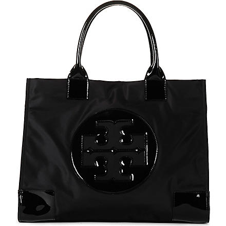 TORY BURCH Nylon Ella tote (Black