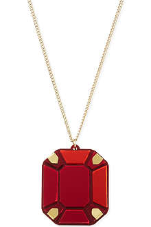 TATTY DEVINE Gem Cut pendant