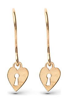 TATTY DEVINE Keep It Safe earrings