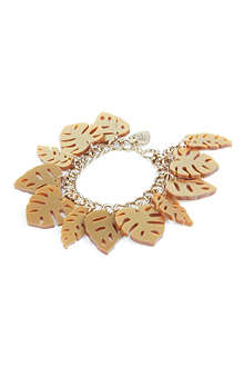 TATTY DEVINE Hot house leaves bracelet