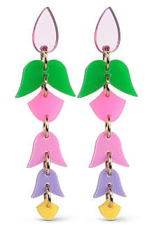 TATTY DEVINE Lotus bud earrings