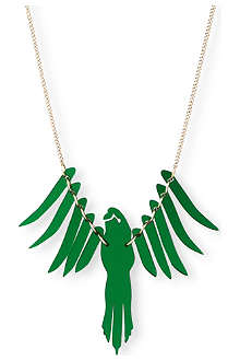 TATTY DEVINE Parakeet necklace