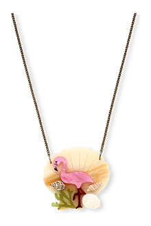 TATTY DEVINE Flamingo necklace
