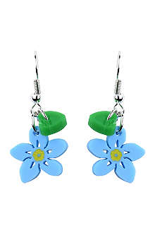 TATTY DEVINE Forget-me-not earrings