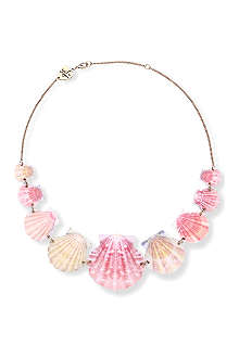 TATTY DEVINE Shell grotto medium necklace