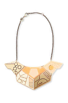 TATTY DEVINE Space ship statement necklace