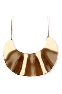 TATTY DEVINE Ruffle waves necklace
