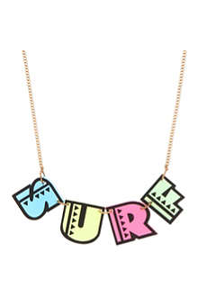 TATTY DEVINE Surf necklace