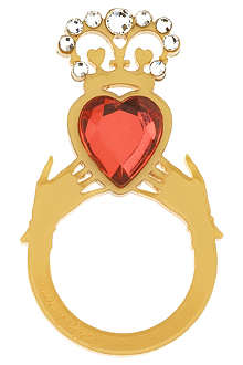 TATTY DEVINE Claddagh ring