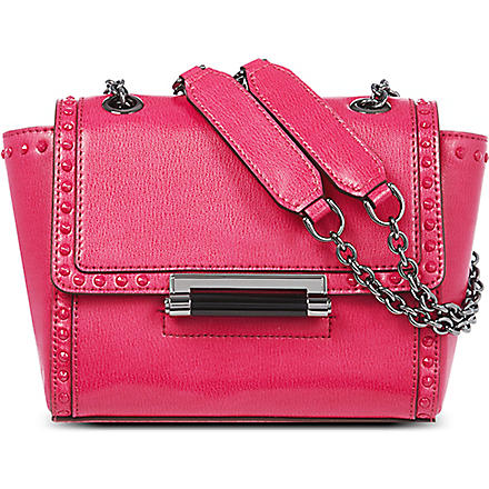 DIANE VON FURSTENBERG Highline cross-body (Raspberry