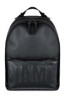 3.1 PHILLIP LIM Name drop backpack