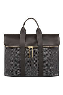3.1 PHILLIP LIM 31 hour patterned tote bag