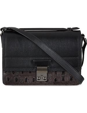 3.1 PHILLIP LIM Pashli Mini Embossed satchel