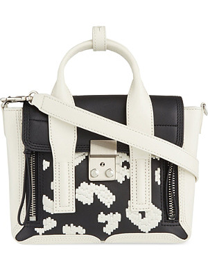 3.1 PHILLIP LIM Pashli min leather satchel