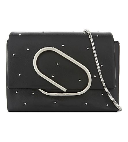 3.1 PHILLIP LIM Alix leather cross-body bag (Black