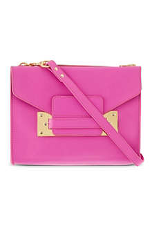 SOPHIE HULME Mini envelope clutch