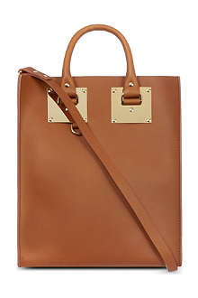 SOPHIE HULME Leather tote