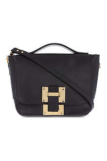 SOPHIE HULME Mini soft flap bag