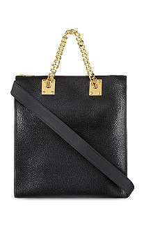 SOPHIE HULME Chain handle shopper