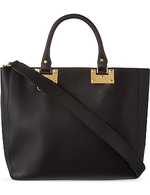 SOPHIE HULME Adjustable tote bag