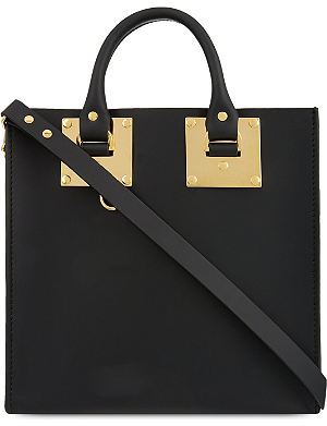 SOPHIE HULME Albion Square small shopper