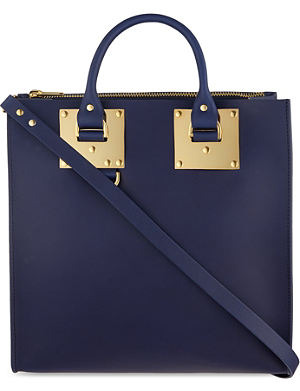 SOPHIE HULME Albion large square shopper
