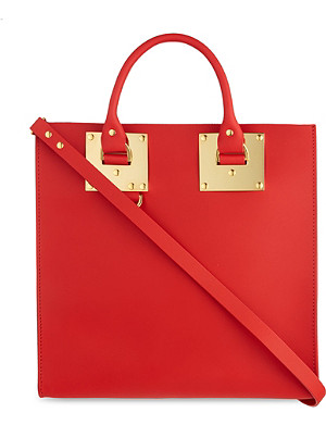 SOPHIE HULME Albion large square tote