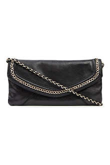 JUICY COUTURE Tough Girl envelope clutch