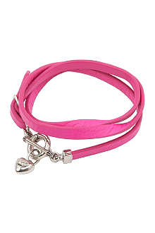 JUICY COUTURE Triple wrap bracelet