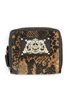 JUICY COUTURE Wild Things zip wallet