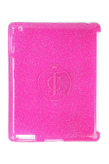JUICY COUTURE Glitter iPad case