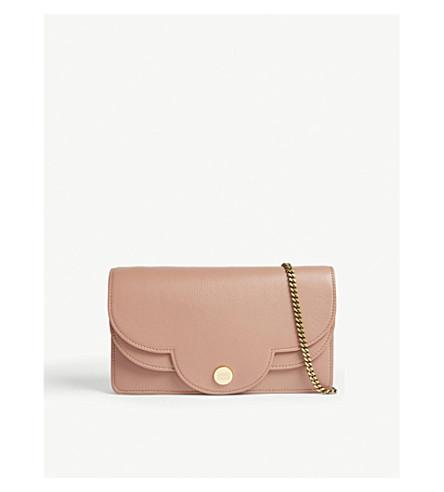 SEE BY CHLOE Polina leather shoulder bag (Cheek