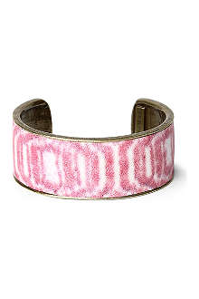 ISABEL MARANT Small printed cuff