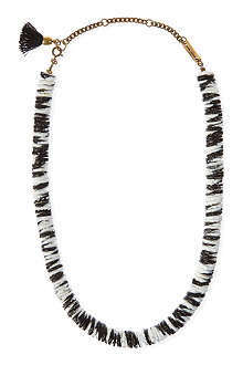 ISABEL MARANT Seashell necklace