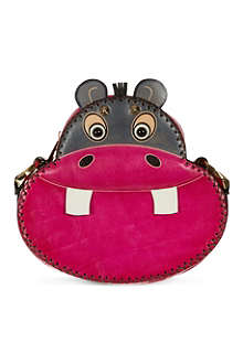 YANG DU Hippo shoulder bag