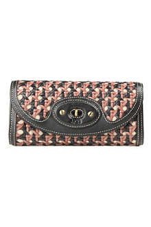 UGG Brooklyn tri-fold wallet