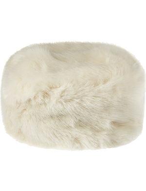 HELEN MOORE Pillbox hat