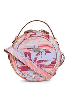 CARVEN Agathe printed shoulder bag
