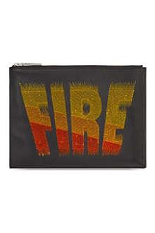 KENZO Fire pouch