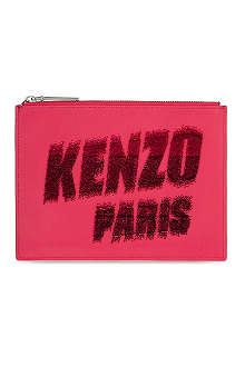 KENZO Paris pouch