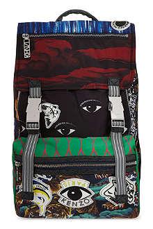 KENZO Icons backpack
