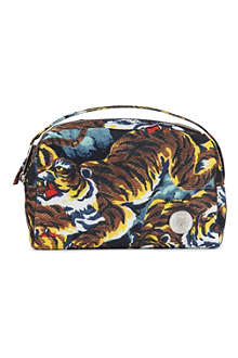 KENZO Tool Fly Tiger wash bag