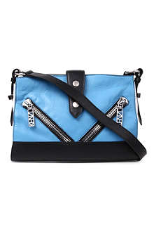 KENZO Leather cross-body bag