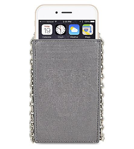 KENZO Tiger phone case (Gris