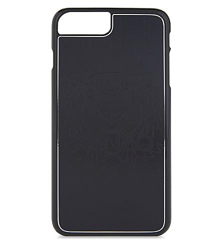 KENZO 虎 iPhone 7 加 (黑