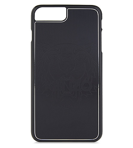 KENZO Tiger iPhone 7 Plus (Black