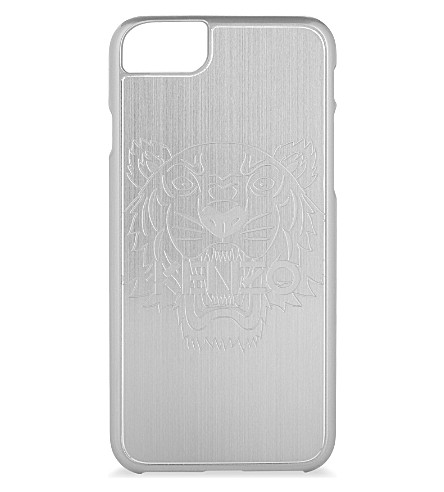 KENZO Tiger iPhone 7 case (Silver