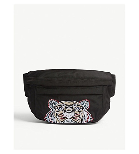 Tiger nylon bumbag