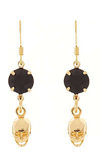 JOOMI LIM Skull earrings